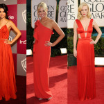 Golden Globes 2011: Color Trends
