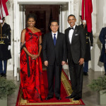 Critics Discuss the Meaning of Michelle Obama's State Dinner Dress