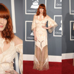 Spring 2011 Couture at the Grammys