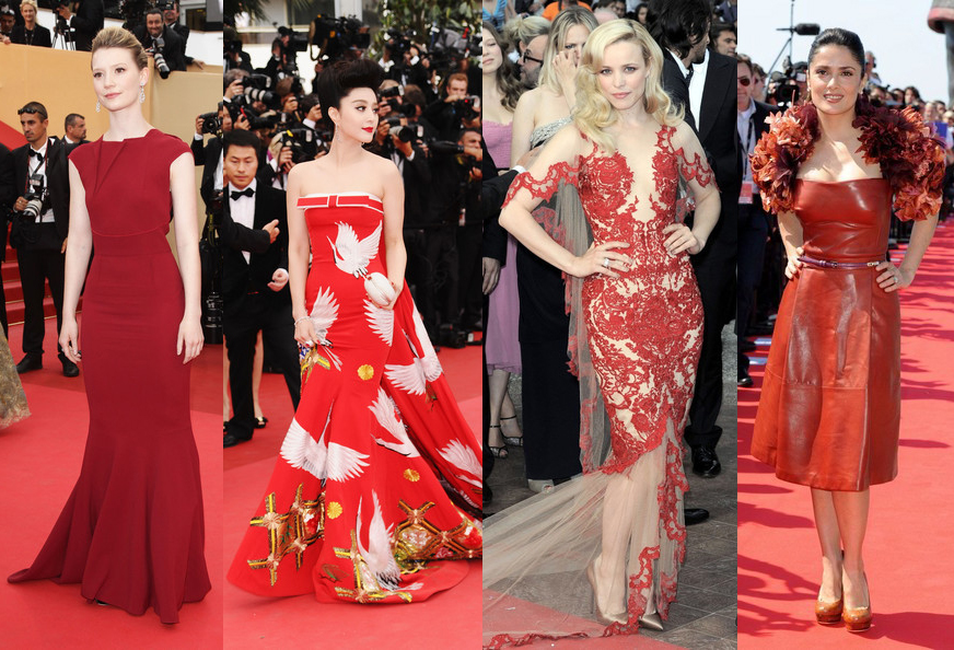 463c801303a Cannes Film Festival Red Carpet Fashion Trends