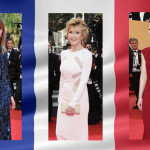 Cannes : Blue, White, & Red Fashion