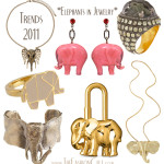 Trend Report: Elephants in Jewelry