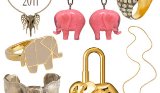 elephant jewelry trend - thefashioncult