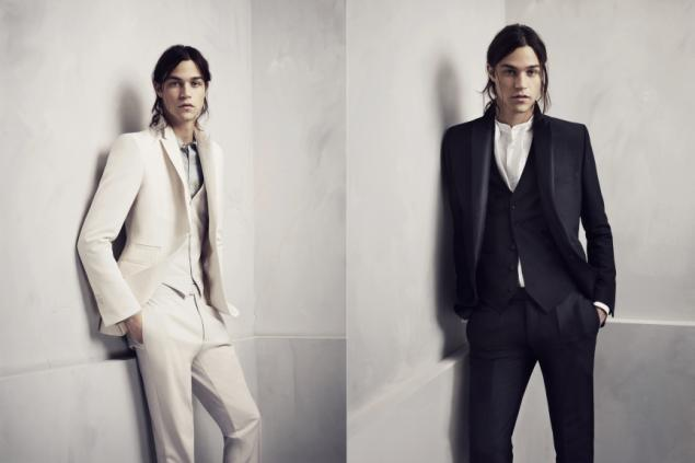 h&m conscious collection menswear