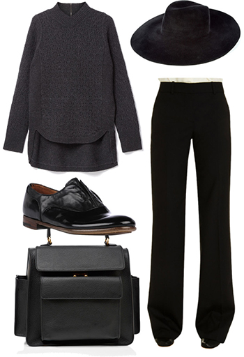 austere is the new black