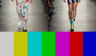 earthlings offline - jeremy scott ss14