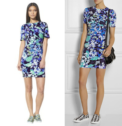 peter pilotto for target is more expensive at netaporter